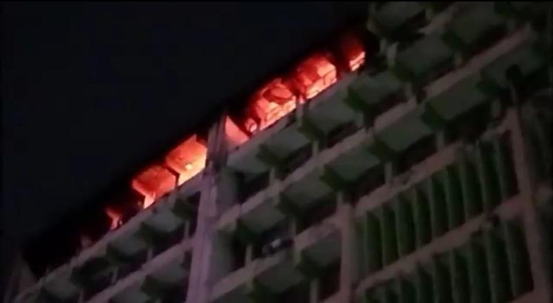 Death toll in Kolkata railway building fire rises to 9