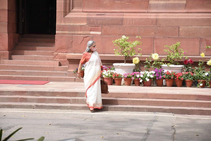 Bengal Assembly Polls: Samajwadi Party leader Jaya Bachchan bats for Mamata Banerjee's third term in govt