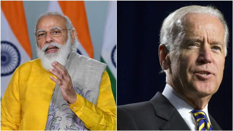 India remains engaged with US for vaccines, Joe Biden assures to support COVAX