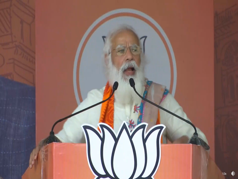 BJP's double engine govt to give new political ambience to Bengal: Modi
