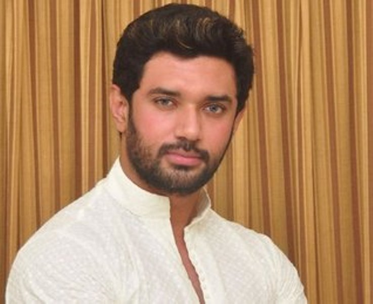 Chirag Paswan to hold roadshow in Bihar to shut rebels in LJP