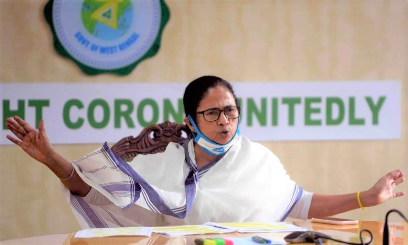 Mamata Banerjee writes to PM Modi requesting vaccines for bigger mass in poll-bound West Bengal