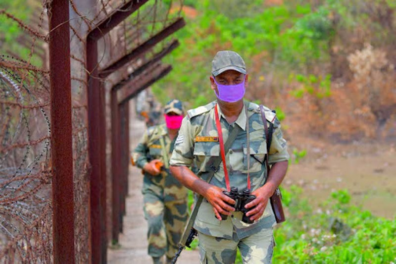 TMC accuses BSF of influencing, threatening voters, complains to Election Commission