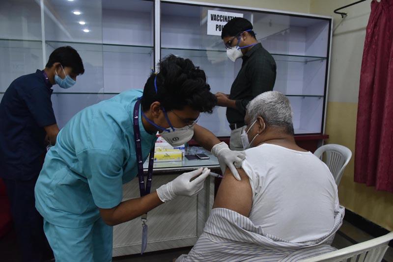 IMF appreciates India's announcement of free vaccination to all