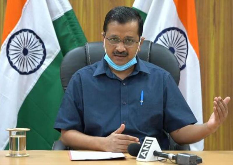 Kejriwal thanks PM Modi for sending 730 MT oxygen to Delhi