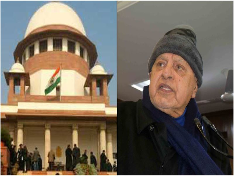 'Views different from govt not sedition': SC dismisses PIL against Farooq Abdullah