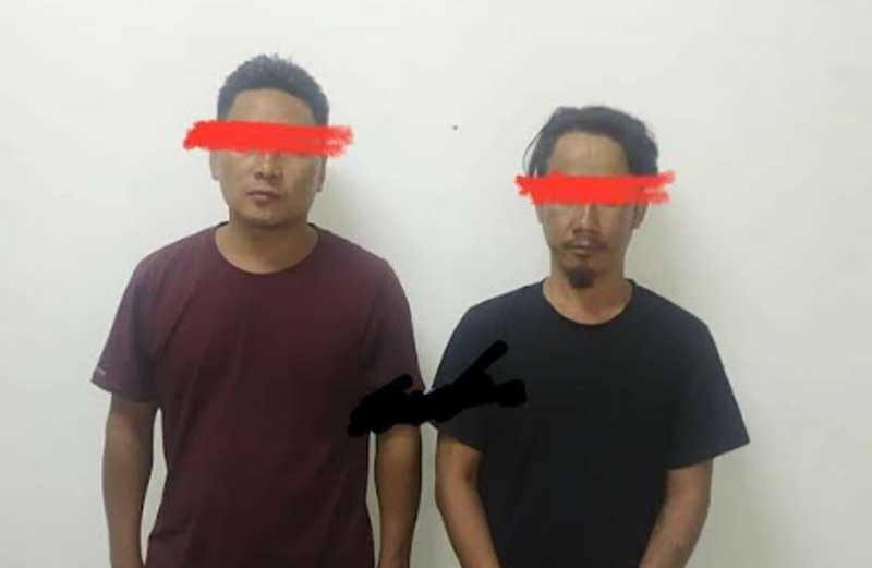 Two ZUF cadres nabbed in Manipur