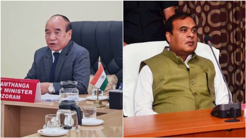 Border dispute with Assam will be solved amicably: Mizoram CM Zoramthanga