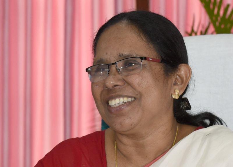 Kerala's Covid fight face KK Shailaja won't be part of Pinarayi Vijayan cabinet, set to become party whip
