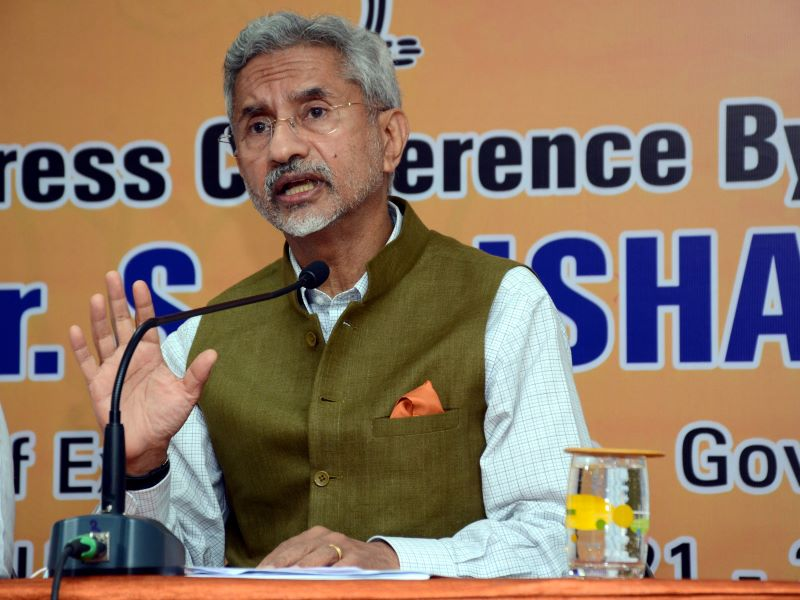 S Jaishankar says foreign celebrities tweeted in favour of farmers' agitation without knowing much