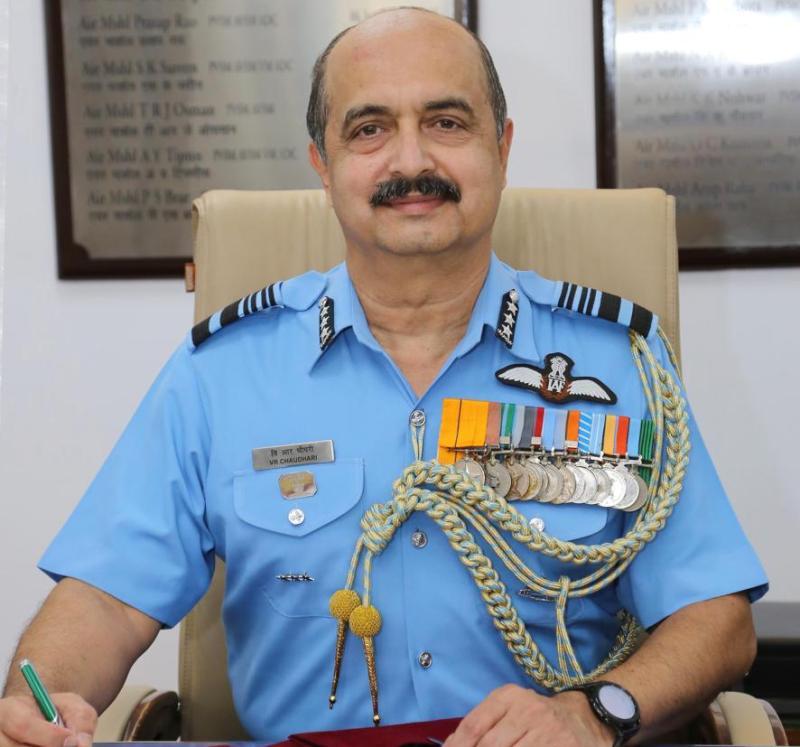 Air Marshal VR Chaudhari to be next Indian Air Force chief