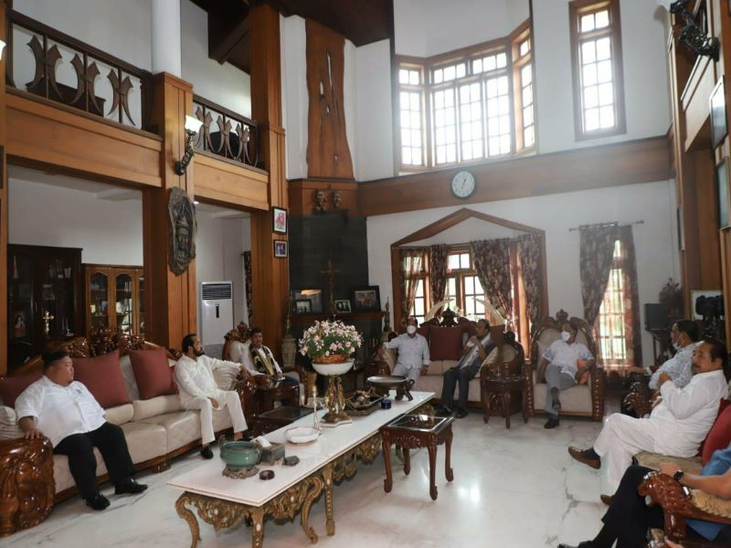 Assam, Nagaland Chief Ministers hold first political talks with NSCN-IM