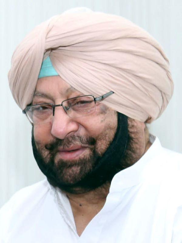 Amarinder Singh: Ex-soldier, politician, military historian