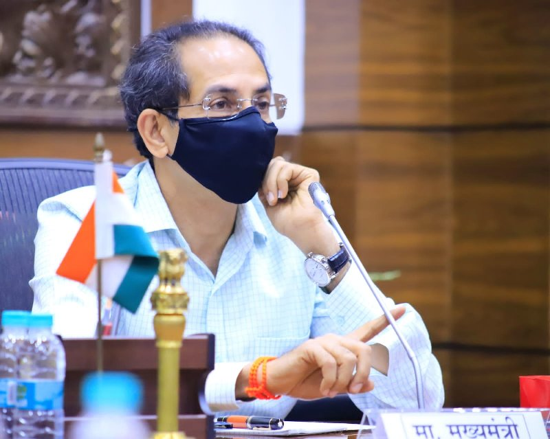 Uddhav Thackeray announces full curfew in Maharashtra from tomo, allows only essential services