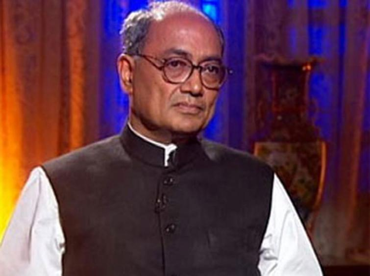 Digvijaya Singh donates Rs. 1.11 lakh for Ram Temple with an appeal to PM Modi