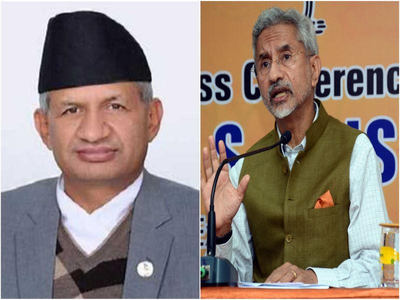 Nepal foreign minister dials Jaishankar, raises the issue of vaccine supply delay