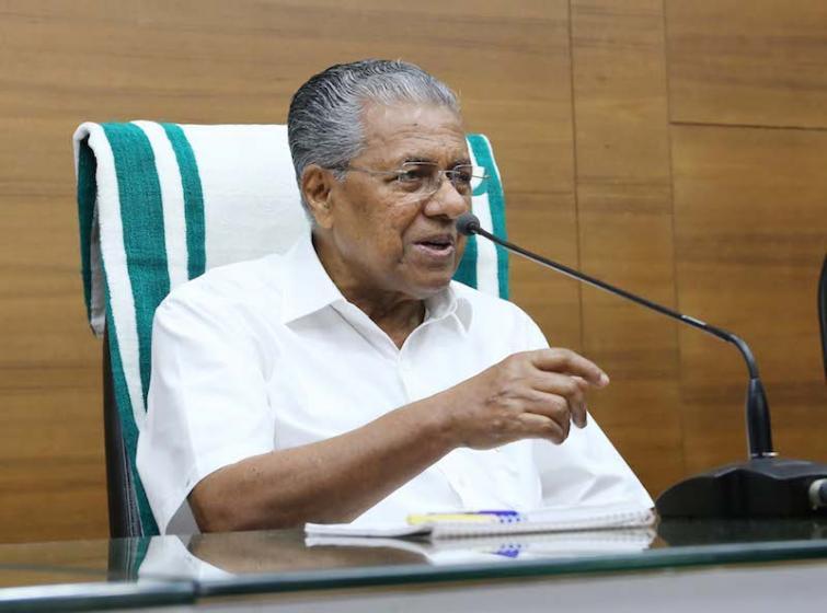 Kerala is oxygen surplus, supplying to four neighbouring states : Pinarayi Vijayan