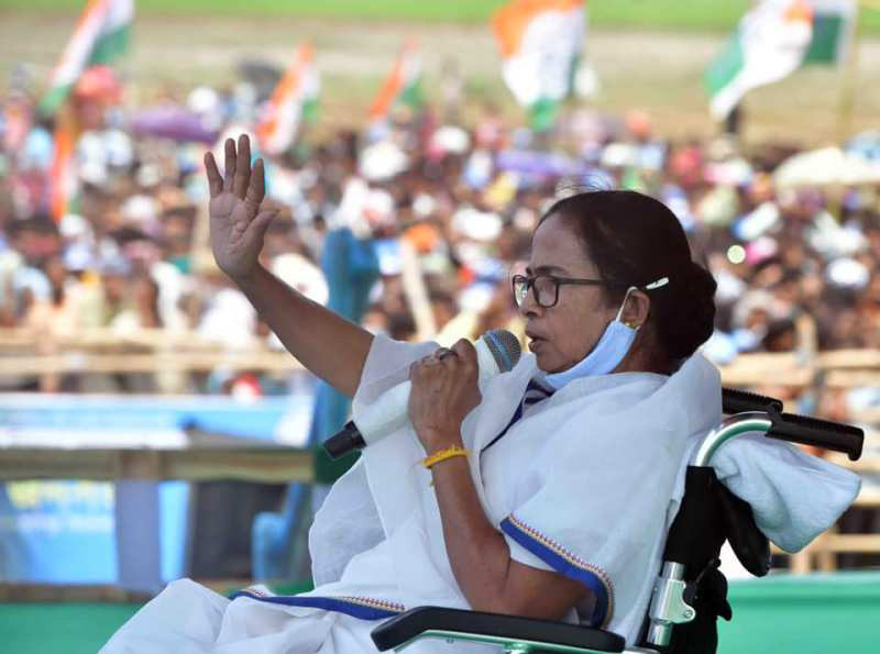 Mamata responds to EC show cause notice, stands by her call to Muslims to vote unitedly