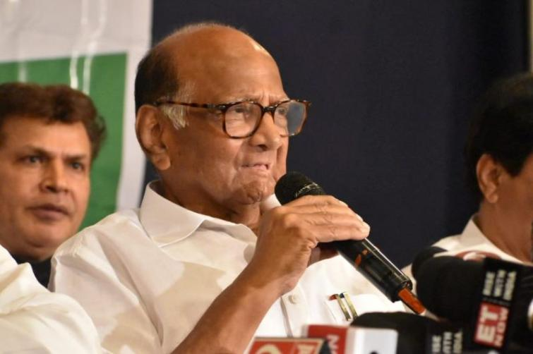 NCP chief Sharad Pawar visits to Serum Institute in Pune