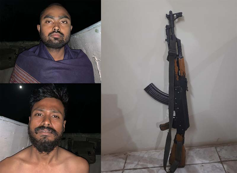 Indian Army-Assam Rifles rescue two abducted ONGC employees in Nagaland's Mon