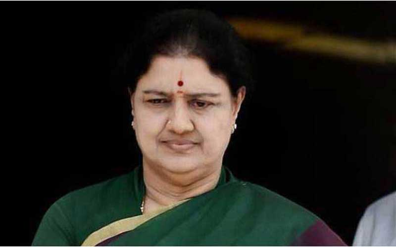 Late Jayalalithaa's former aide Sasikala to be freed from jail today