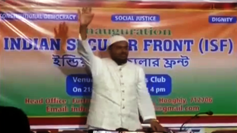 Ahead of Bengal polls, Furfura Sharif cleric Abbas Siddiqui floats his own political party