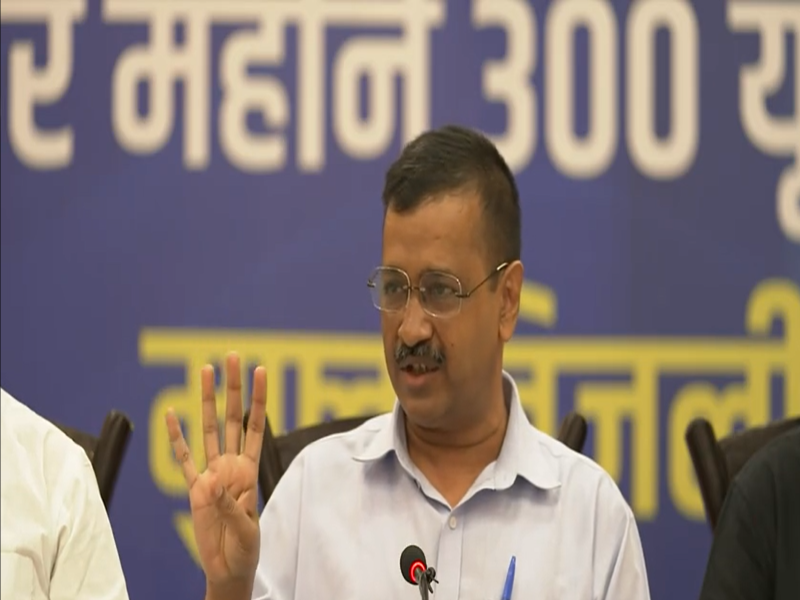'300 units of free electricity, free power for farmers' : Kejriwal's poll promise for Uttarakhand