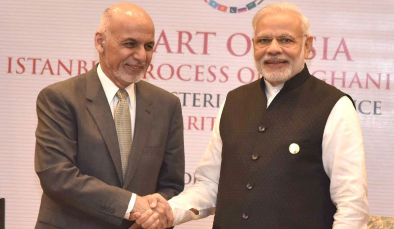 India 'closely monitoring' situation in Afghanistan, calls for 'immediate ceasefire'