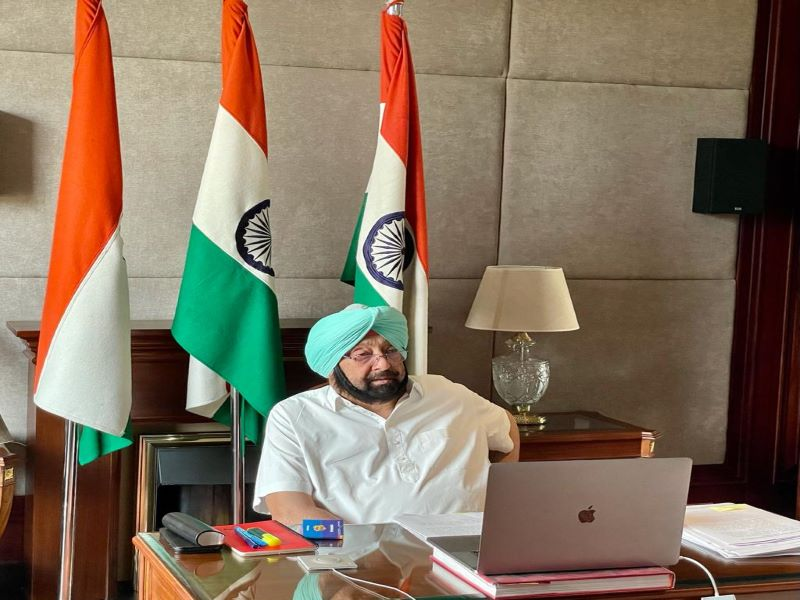 Amarinder Singh is a 'patriot', doors open for all who are nationalists: BJP spokesperson