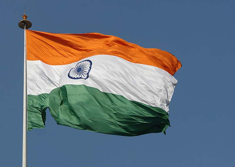 Jammu and Kashmir: Indian Army lays foundation of 100 feet tall national flag