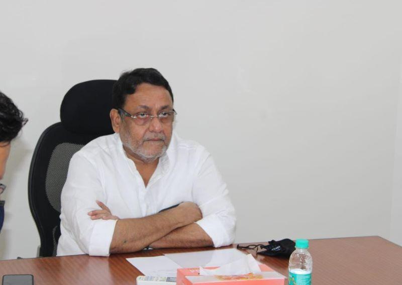 Illicit drugs: NCP leader Nawab Mallik questions NCB seizure