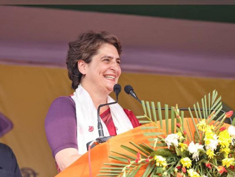 Priyanka Gandhi Vadra mocks govt, says from vaccine exporter, compelled to become importer