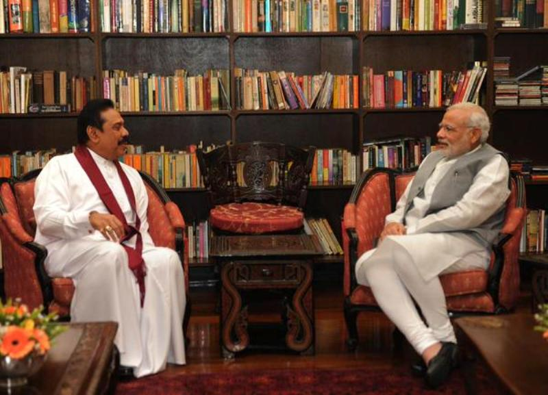Sri Lankan PM Mahinda Rajapaksa wishes India on Republic Day
