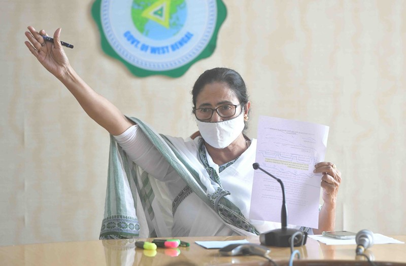 People trying to divide Bengal will see strength of our unity: Mamata Banerjee
