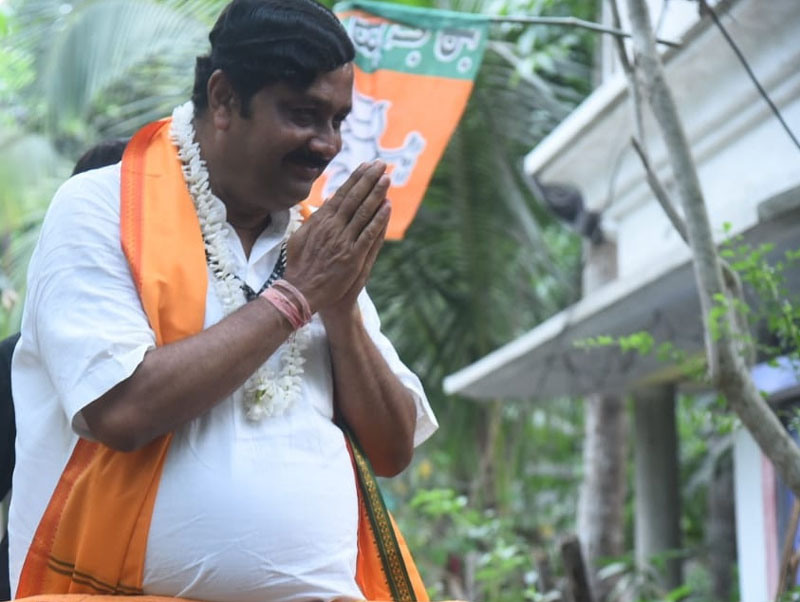 Bengal: EC bans BJP leader Rahul Sinha from campaigning for 48 hours