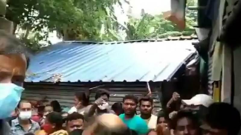 Kolkata: NHRC team investigating post-poll violence allegedly attacked in Jadavpur