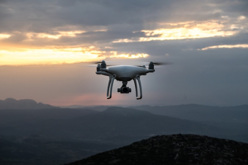 Jammu and Kashmir: 4 drones spotted in bordering district of Samba