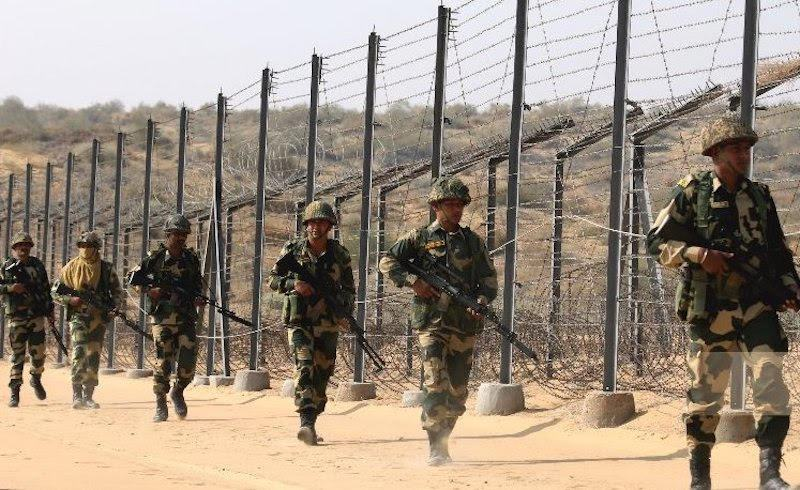 Militants kill two BSF troopers in Tripura, loot arms