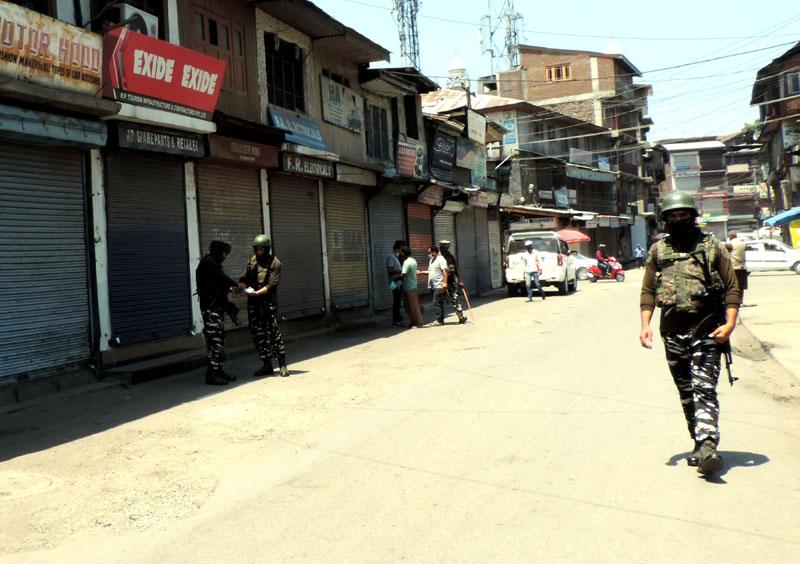Jammu and Kashmir: Militant killed in Bandipora encounter