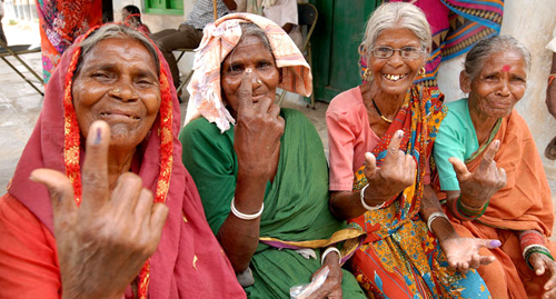 8th Phase of General Elections-2014