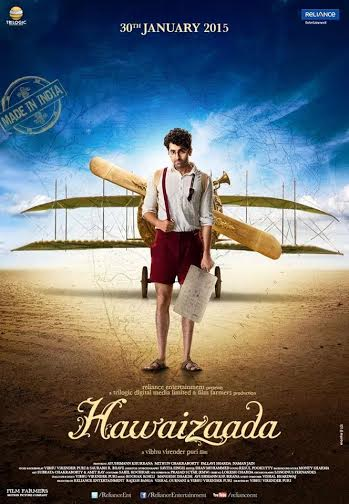 Hawaizaada poster released