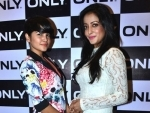 Raima, Neha launch Only brand