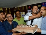 Chander Pahar success celebrated