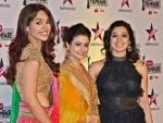 Filmfare's dazzling debut in East