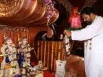 Maheshwari Sabha hosts Gangaur festival