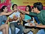 Food festival in Kolkata mall