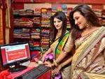 Designer Debasree launches online store