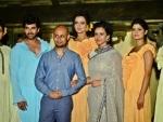 Designer Arnab Sengupta launches Spring-Summer collection