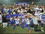 Bengaluru FC lifts Airtel I-League trophy