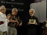 Naseeruddin Shah releases Ray's visual script